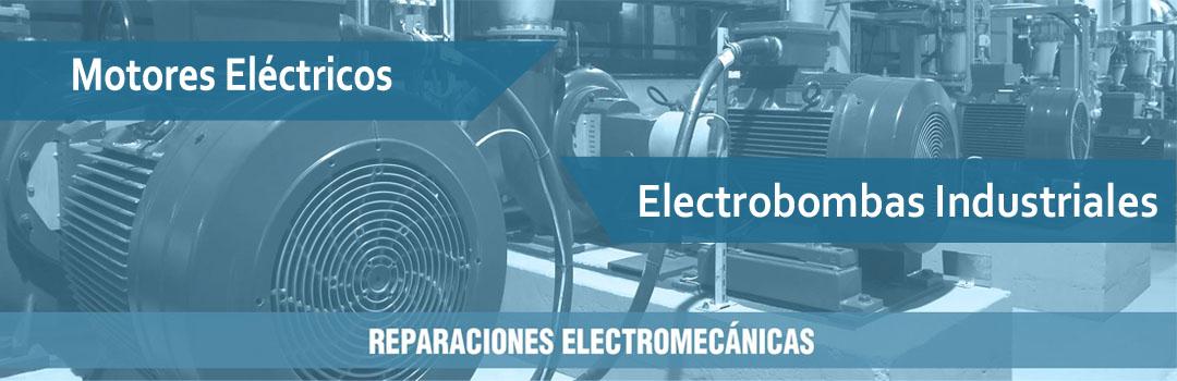 Motores Electricos - Electrobombas Industriales
